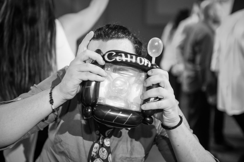 מצלמה מבלונים!